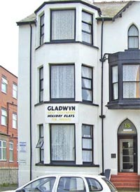 Gladwyn Fully Self Contained Holiday Flats, South Shore, Blackpool